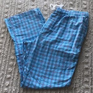 Vineyard Vines lightweight plaid pajama pants sz L